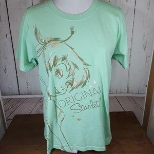 Disney | 'Original Starle' Tinkerbell T | 2XL